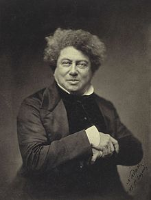 Alexander Dumas père