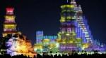 Festival de sculptures sur glace à Harbin