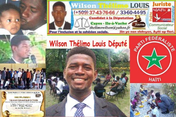 Wilson Thélimo LOUIS