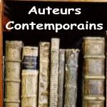 buton Auteurs contemporains