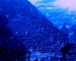 Énorme pyramide dans les Açores