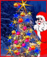 Le sapin du Père Noël