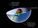Les troux noirs – l'Hologramme