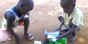 L'orphelinat de Togo
