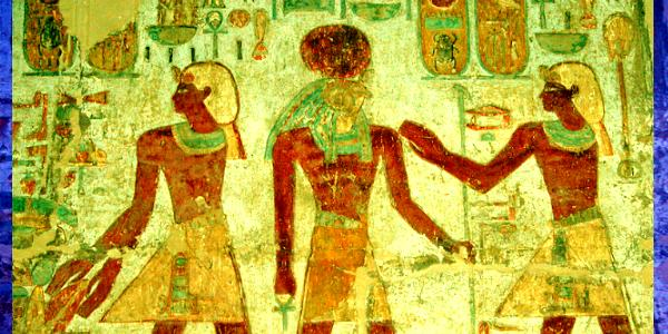 Le Pharaon - Amun Ra