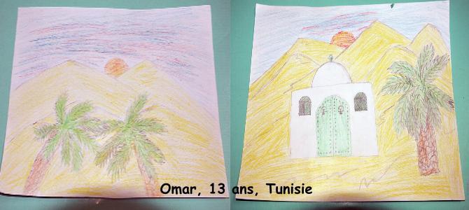 Omar, Tunisie
