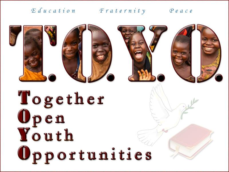 TOYO Together Open Youth Opportunities