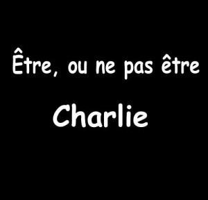 Être, ou ne pas être Charlie ?