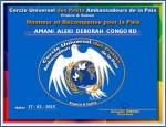 Amani Aleki Déborah, Kinshasa R.D. Congo