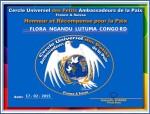 Flora Ngandu Lutuma, Kinshasa R.D. Congo