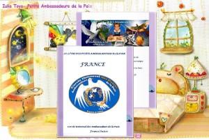 Iulia Toyo-Petits Ambassadeurs de la Paix