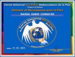 Raissa Kabid, Kinshasa R.D. Congo