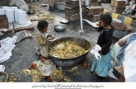 Riaz Hussain din Rawalpindi, Pakistan- Street children-2