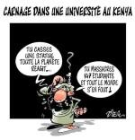 Kenya – Dans le silence de la communauté internationale