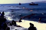 Naufrage en Méditerranée