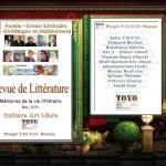 Revue de Littérature 05-2015