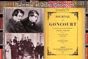 Journal des Goncourt