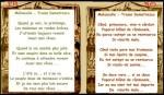 Poezii / Poèmes RO & FR