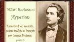Mihai Eminescu – Hypérion, Livre audio, FR & RO